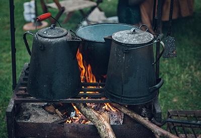 Zubehör für Campingkocher