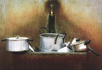 Kochgeschirr für Campingkocher